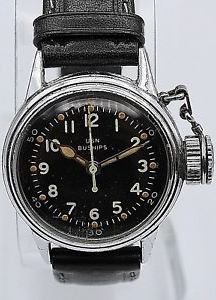 vintage watch collector
